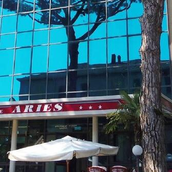 Hotel Residence Aries 1/9
