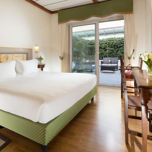 Palace Hotel Serravalle Piscine Forme Physique Bain