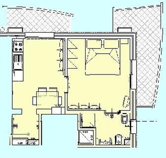 residence boheme rivazzurra fahrr der therme stehen ihnen zur verf gung in rimini. Black Bedroom Furniture Sets. Home Design Ideas