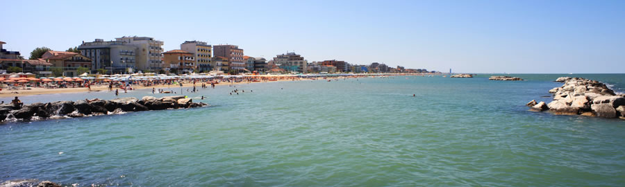 Information on vacations in Bellaria