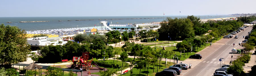 Information on vacations in Cesenatico