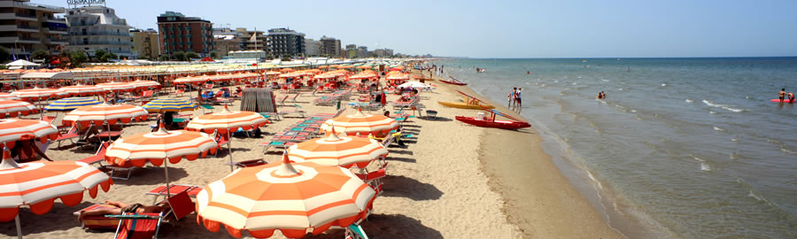 Information on vacations in Riccione
